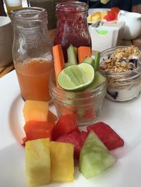 Los Cabos : ホテルの朝食 - 転々娘の「世界中を旅するぞ~!」
