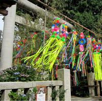 池袋御嶽神社の七夕祭り - のんびり街さんぽ