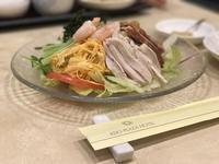 胡麻だれの五目冷麺 @ 南園(京プラ 多摩) - よく飲むオバチャン☆本日のメニュー