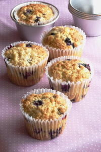 Blueberry Muffin - Baking Daily@TM5