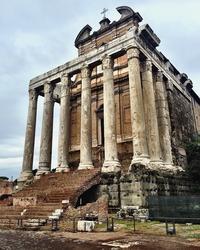 古代ローマの遺跡、フォロ・ロマーノへ - 寺子屋ブログ  by 唐人町寺子屋