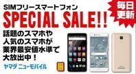 ヤマダ電機SIMフリースマホ処分セール 日替わりでP9 liteやZenFone3 Ultraが安い - 白ロム転売法