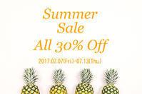 〘予告〙Summer Sale! - Rnoe