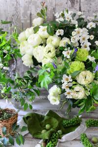 Bouquet de Photo 6月 - Amour Tendre
