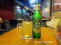 カオサンのイスラエル料理レストランでの宴 - 酒飲みパンダの貧乏旅行記 第二章
