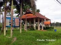 クラビ空港からランタ島までミニバンに乗って行く - 酒飲みパンダの貧乏旅行記 第二章