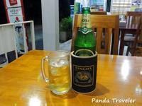 ランタ島最後の夜宴は近くのレストランにて - 酒飲みパンダの貧乏旅行記 第二章