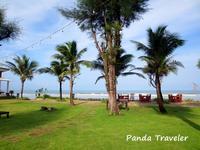 ランタ島最終日は晴天!でもバンでクラビタウンに向かうのだった(´;ω;`) - 酒飲みパンダの貧乏旅行記 第二章
