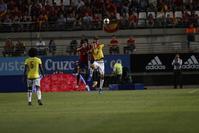 スペイン対コロンビア(於:Murcia) - MutsuFotografia blog