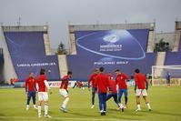 U21セルビア対U21スペイン(於:Bydgoszcz) - MutsuFotografia blog