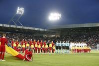 U21スペイン対U21イタリア(於:Krakow) - MutsuFotografia blog