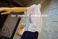 """2017 SPRING & SUMMER NEW Spiral's Select...7/5wed"" - SHOP ◆ The Spiralという館~カフェとインポート雑貨のある次世代型セレクトショップ~"