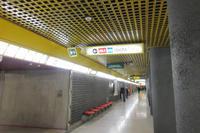 ミラノの公共交通機関~地下鉄~ - ビーズ・フェルト刺繍作家PieniSieniのブログ