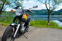 バイクは楽し!! YAMAHA SR400 -14- - ◆Akira's Candid Photography