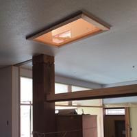 木造住宅の性能向上リフォーム 事例その3│薄暗さを解消!家の中に光を呼び込み、解放感を演出する工夫 - アトリエ椿 日々