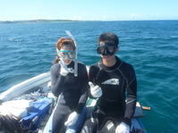 夏空の下でスペシャルな体験 ~糸満近海体験ダイビング~ - 沖縄本島最南端・糸満の水中世界をご案内!「海の遊び処 なかゆくい」