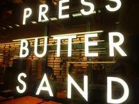 バターサンド専門店 PRESS BUTTER SAND(プレスバターサンド) - 池袋うまうま日記。