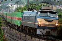 """""""名九FRE.""""再登板の27号機を狙う。 - 山陽路を往く列車たち"""