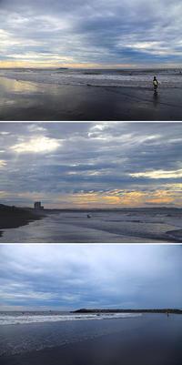2017/07/05(WED) 台風3号が通り過ぎた海には........。 - SURF RESEARCH