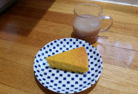 ケーキと肌乾燥 - アデレードの片隅で2