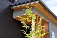 南羽生の家 お庭ができました - 製作所的日常  かねこ建築製作所作業日誌