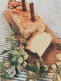 ブリュレ風ガトーインビジブルのレッスン - Lammin ateria