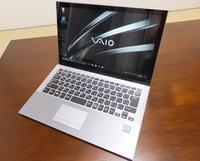 VAIO社製 S13を購入! - 蒲郡でホームページ制作しております!