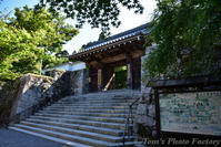 新緑の大原三千院、東洋の宝石箱と称される庭園を鑑賞する - Tomの一人旅~気のむくまま、足のむくまま~