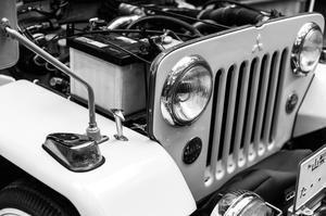 Jeep J36 走行燃費 -