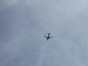またまた自宅上空・・・ - Fuji Dream Airlines 写真館