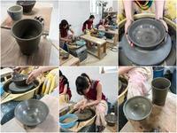 本日の陶芸教室 Vol.706 - 陶工房スタジオ ル・ポット