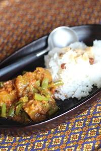 7月インド料理レッスン スケジュール決定! - mahoのテーブルから