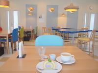 青森カシスのロールケーキセット:BUNACO CAFE(西目屋村) - 津軽ジェンヌのcafe日記