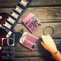 ユノアガーデン2017にて販売するお品その3 【ギターの弦】 - nyanda design & works