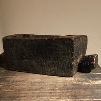 木彫の容器 - MANOFAR マノファー