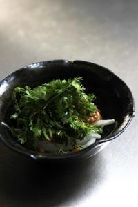 パクチー納豆 - Life w/ Pure & Style