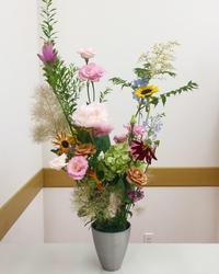 花と対話するフラワーデザイン - Sola*Tsuchi  花とアクセサリー