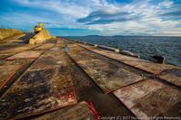 鉄板の景色 - シセンのカナタ