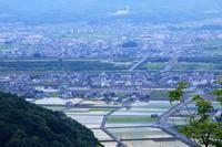 清音駅俯瞰 - ゆる鉄旅情