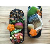鯖塩焼きBENTO - Feeling Cuisine.com