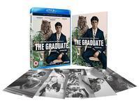 8/14にイギリスで「卒業」の50周年盤Blu-ray出るよ。 - Suzuki-Riの道楽