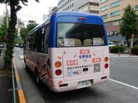 """夕方のバスが増えてきたのは、都心のホテルが埋まらないせい?(ツアーバス路駐台数調査 2017年6月) - ニッポンのインバウンド""""参与観察""""日誌"""