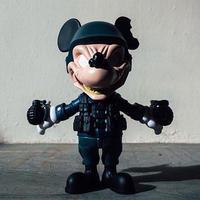 War Mouse Riot Blue by Clogtwo - 下呂温泉 留之助商店 入荷新着情報