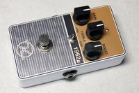 Keeley : 1962X 2-Mode Limited British Overdrive - BamBasic Effectribe - 効果的雑想録