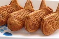 タイ焼き - パン・お菓子教室 「こ む ぎ」