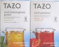 SUMMER TAZO Teas - minca's sweet little things
