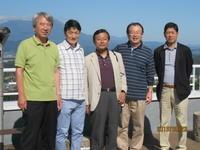 岩大 電子工学科 有志OB会(2013) - 山猿の独り言