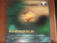 ショルティ「ラインの黄金」SXL盤とLXT盤 - いぼたろうの あれも聴きたい これも聴きたい