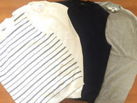 UVカットニットシャツを大人買い - おしゃれを巡る冒険