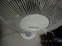 扇風機使用開始 - AL6061